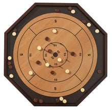 Load image into Gallery viewer, 3-In-1 Crokinole Board