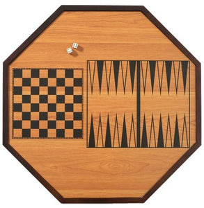3-In-1 Crokinole Board