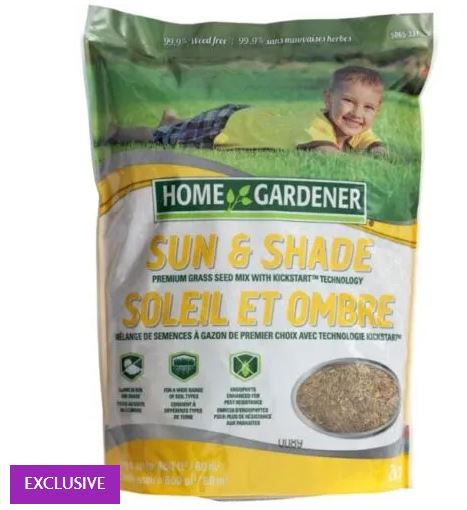 2kg Sun and Shade Mix Grass Seed