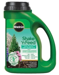 2.04kg Shake n Feed Flowering Trees and Shrubs Plant Fertilizer
