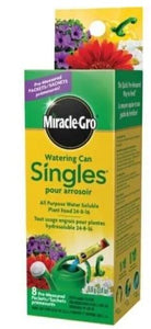 8 Pack 24-8-16 Water Soluble Singles Plant Food