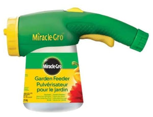 Garden Feeder Hose End Sprayer, with All Purpose Plant Food
