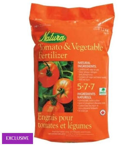 1.2kg 5-7-7 Tomato and Vegetable Fertilizer