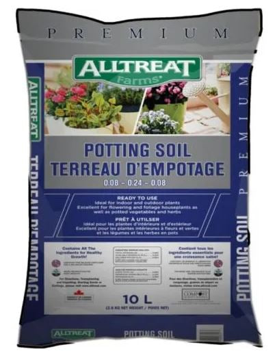 10L All Purpose Premium Potting Soil