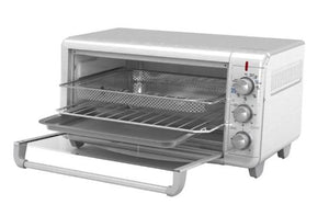 8 Slice Extra Wide Air Fry Convection Toaster Oven