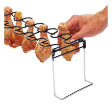 Load image into Gallery viewer, Non Stick Barbecue Wing Rack