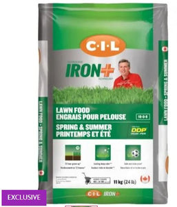 11kg Iron+ Lawn Fertilizer