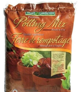 18L Premium Potting Soil Mix
