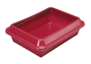 "18"" x 13"" x 5"" Cat Litter Box, with Lid"