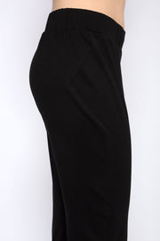 MARION leisure pants, black