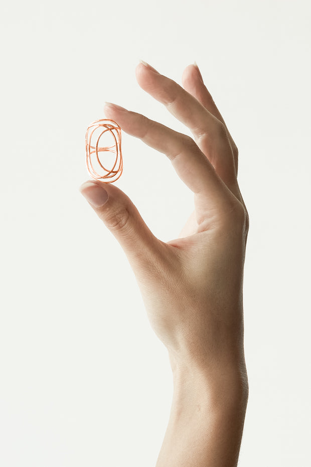 PRE-ORDER Ricochet statement ring