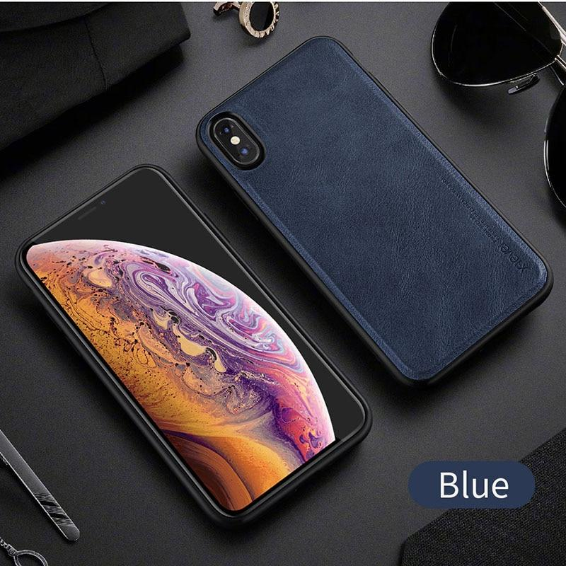 Luxury Leather Texture Phone Case