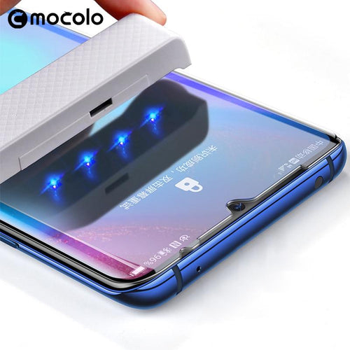 Curved UV Liquid Screen Protector