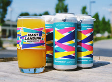 Load image into Gallery viewer, Can of Mast Landing windbreaker ipa