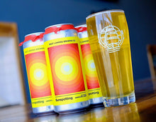 Load image into Gallery viewer, Can of Mast Landing sunspotting lager