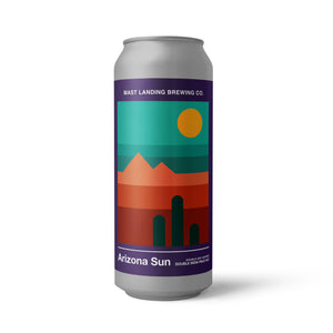 Arizona Sun - Double Dry Hopped Double IPA - 8.1% ABV