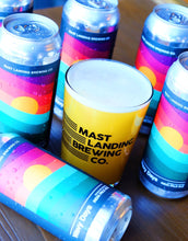 Load image into Gallery viewer, Can of Mast Landing wavy days ipa