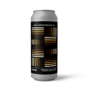 Level - Imperial Milk Stout with Vanilla and Coconut - 8.9% ABV