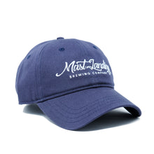 Load image into Gallery viewer, Mast Landing Script Logo Dad Hat
