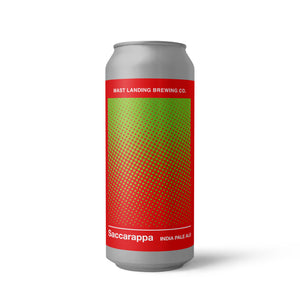 Can of Mast Landing saccarappa ipa