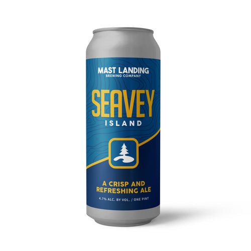 Can of Mast Landing seavey island