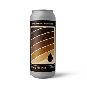 Strong Feelings - Imperial Coffee Stout - 10% ABV