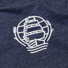 Load image into Gallery viewer, Mast landing t shirt logo