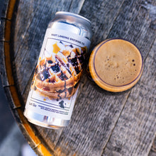 Load image into Gallery viewer, Let Go - Dessert Waffle Inspired Imperial Stout with Maple Syrup and Vanilla Beans - 9.2%ABV
