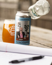 Load image into Gallery viewer, Can of Mast Landing this beer is everything double ipa