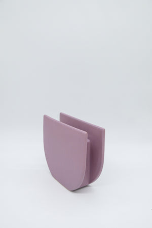 Palette Party Pocket Vase in Lilac