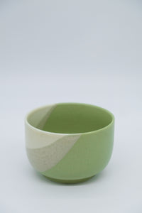 Palette Party Bowl in Olive