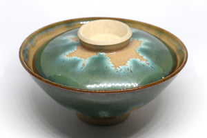 Ebb & Flow Bowl with Cover