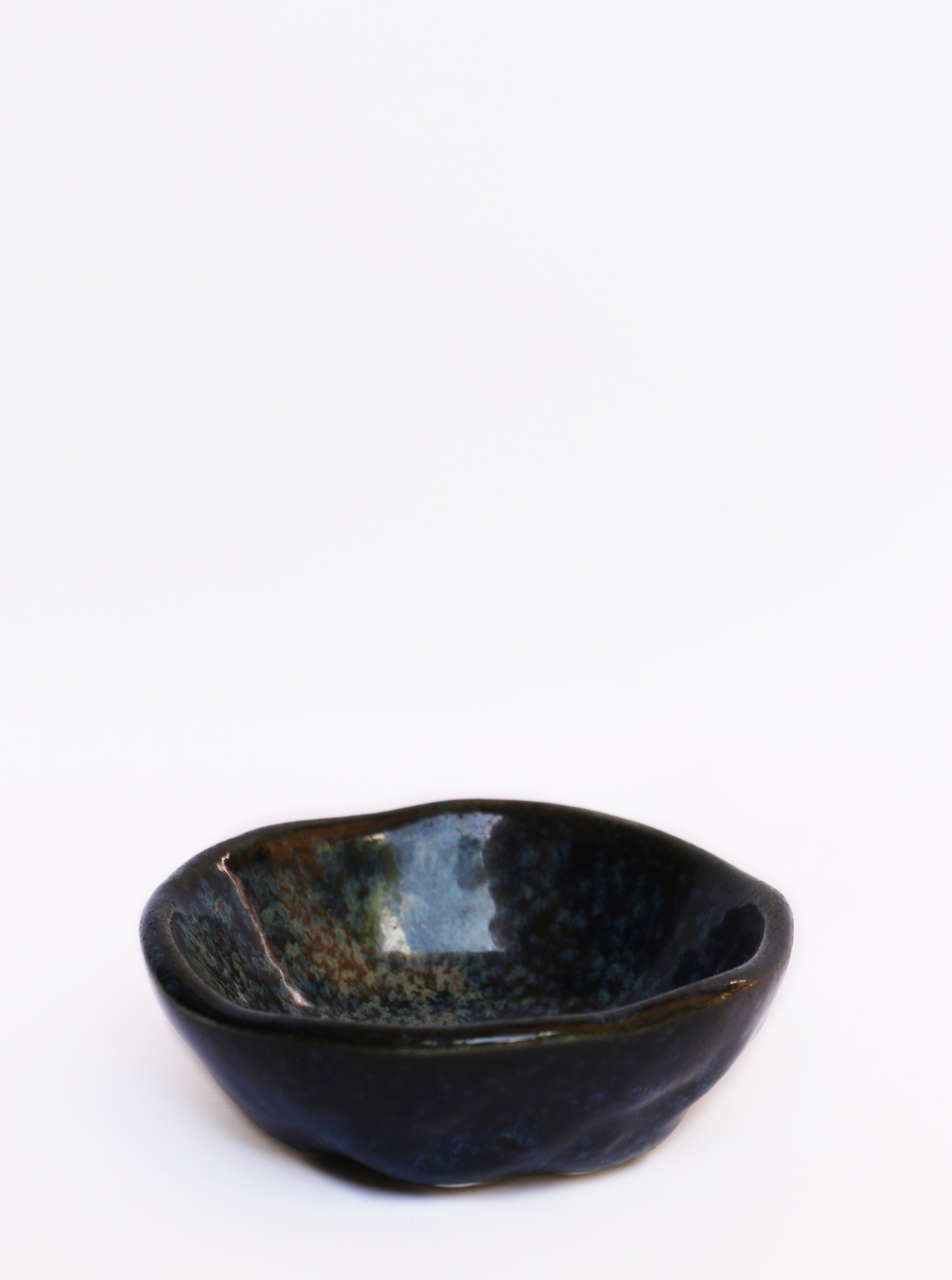 Midnight Moon Trinket Bowl