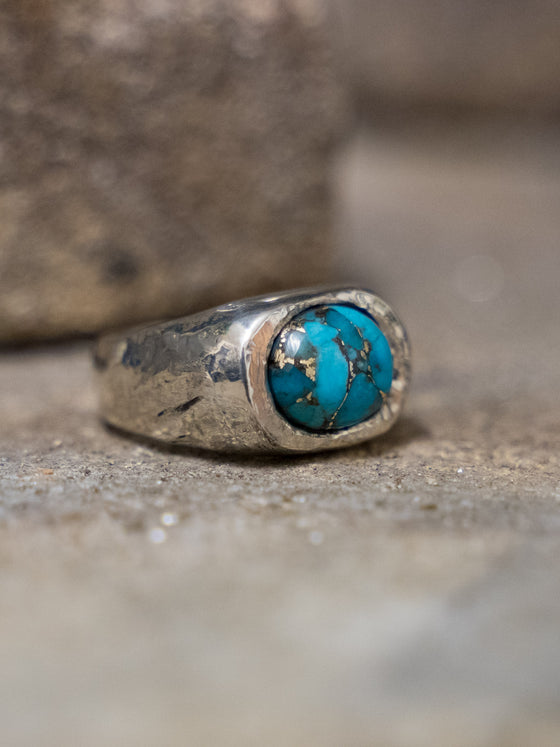 Oval Turquoise Stone