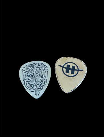 Metal Guitar Pick