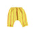 Baby trousers | Yellow w/ red stripes