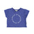 Baby logo t'shirt | Blue