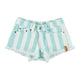 Shorts | light blue stripes