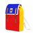 Blue Red Yellow Matra Backpack