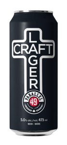 Craft Lager 473ml Single