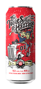 Toques of Hazzard Imperial White IPA 473ml Single