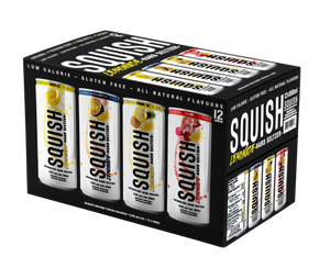 Squish Lemonade Mixed 12 x 355ml Pack