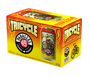 Tricycle Grapefruit Radler 355ml 6 Pack