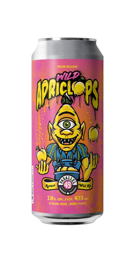 Apriclops Wild Apricot Ale 473ml Single
