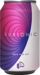 Boombox Subsonic 355ml 6 Pack