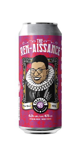 The Ren-Aissance West Coast IPA 473ml Single