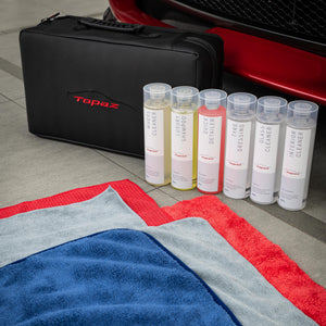 Complete Topaz Car Care Kit