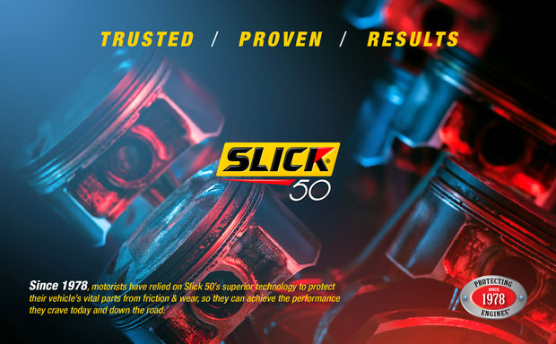 Slick 50 Classic Engine Treatment with Cerflon® PTFE Original Slick 50 Ceramic