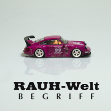 Load image into Gallery viewer, 1/64 diecast RWB BEPOHNKA