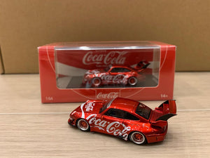 Time Micro Coca Cola 1/64 collectible RWB